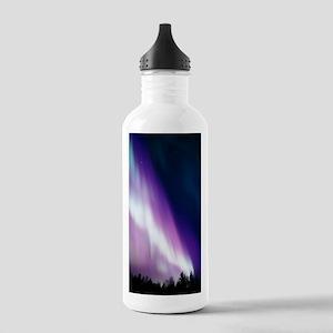 Aurora borealis Stainless Water Bottle 1.0L
