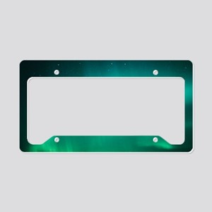 Aurora Borealis (Northern Lig License Plate Holder