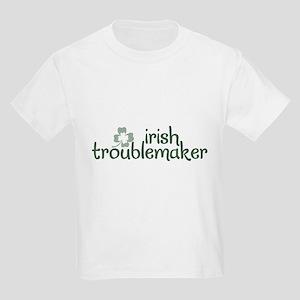 ST. PATRICK'S DAY Irish Troublemaker - Kids Light