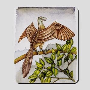 Archaeopteryx Mousepad