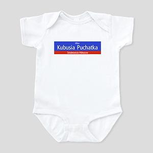 Ulica Kubusia Puchatka, Warsaw (PL) Infant Bodysui