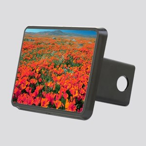 Californian Poppies (Eschs Rectangular Hitch Cover