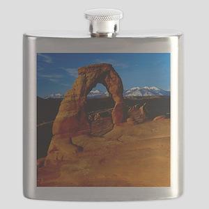Arches National Park, Utah Flask