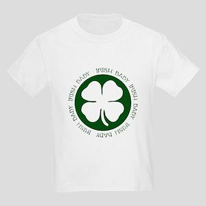 ST. PATRICK'S DAY Irish Baby - Kids Light T-Shirt