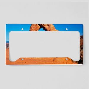 Arches National Park, Utah License Plate Holder