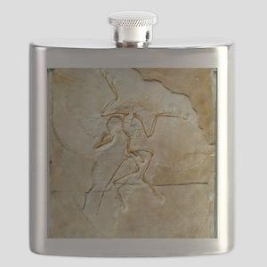 Archaeopteryx fossil, Berlin specimen Flask