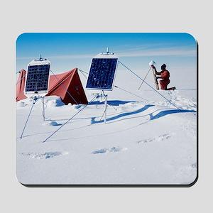 Antarctic research Mousepad