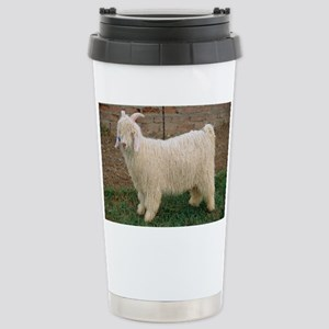 Angora goat Stainless Steel Travel Mug