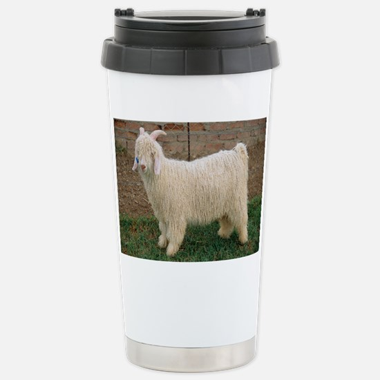 Angora goat Stainless Steel Travel Mug