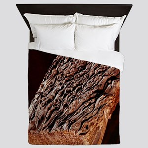 Brown coal (lignite) Queen Duvet