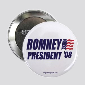 "Romney '08 2.25"" Button (10 pack)"