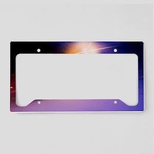 Blizzard License Plate Holder