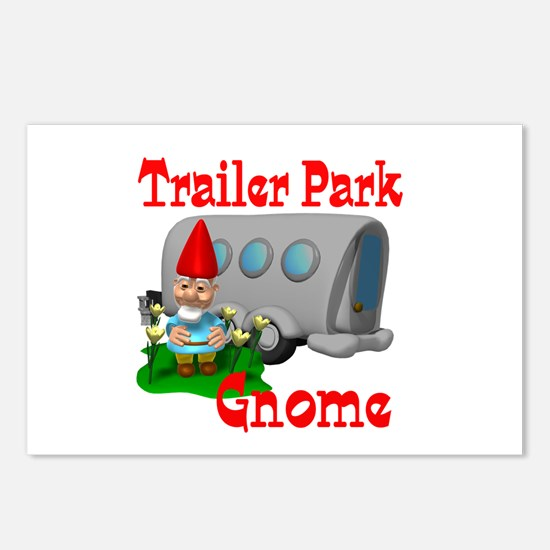 Trailer Park Gnome Postcards (Package of 8)