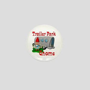 Trailer Park Gnome Mini Button
