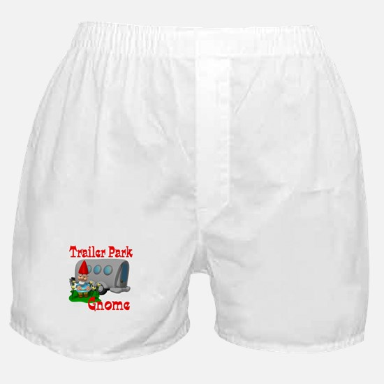 Trailer Park Gnome Boxer Shorts