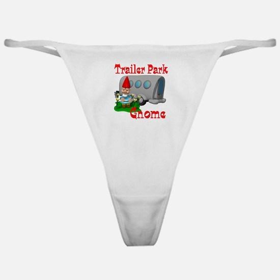 Trailer Park Gnome Classic Thong