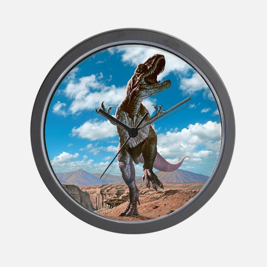 Allosaurus Maximus Wall Clock