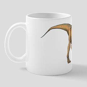 Allosaurus dinosaur Mug