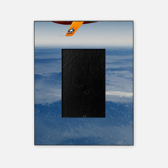 Bell X-1 supersonic aircraft Picture Frame