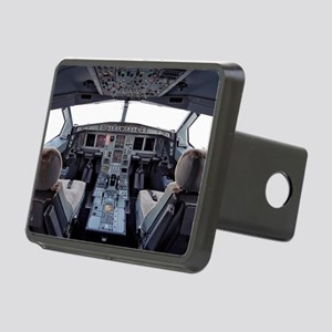 Airbus A330 cockpit Rectangular Hitch Cover