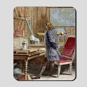 Benjamin Franklin (1706-1790) Mousepad