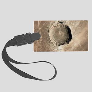 Barringer Crater, Arizona Large Luggage Tag