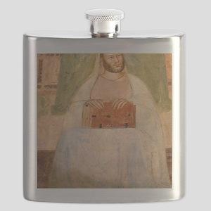 Aristotle (384-322 BC) Flask