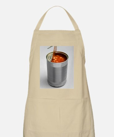 Baked beans in a can Apron