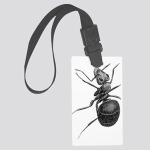 Ant, 17th Century artwork Large Luggage Tag
