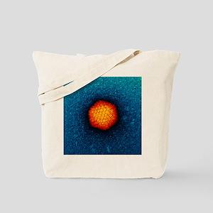 Adenovirus particle, TEM Tote Bag