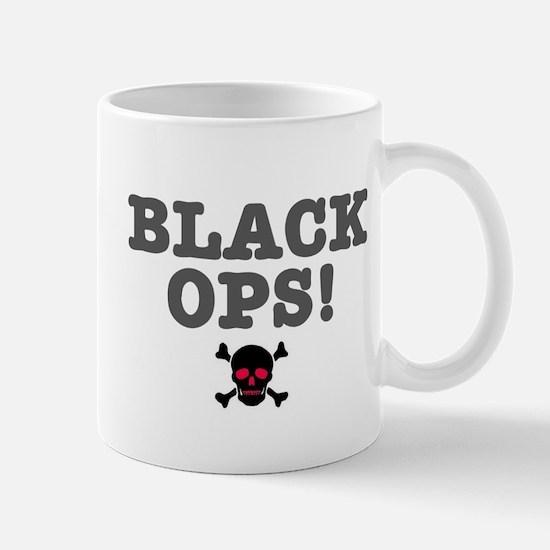 BLACK OPS Mug