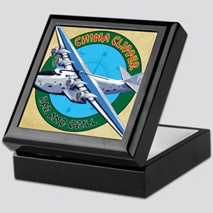 China Clipper Keepsake Box