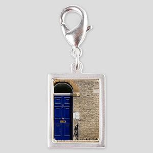 1836 Charles Darwin Home Cam Silver Portrait Charm