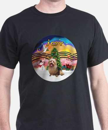 R-XMusic2-AussieTerrier1 T-Shirt