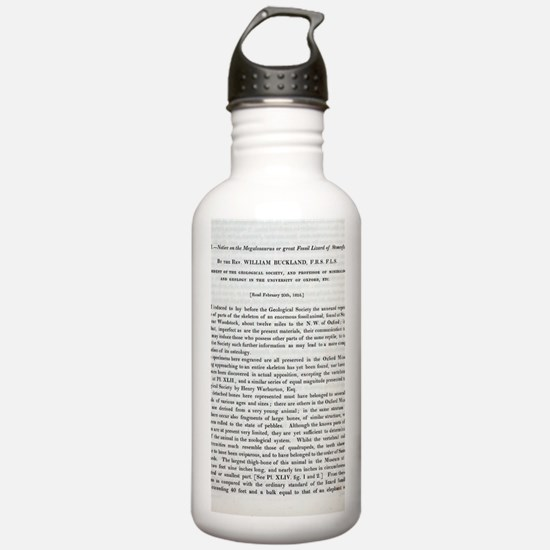 1824 Buckland's Megalo Water Bottle