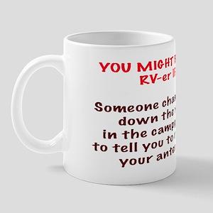 RVer Bad Day 1 Mug