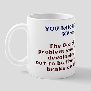 RVer Bad Day 2 Mug