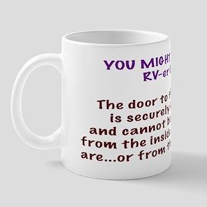 RVer Bad Day 5 Mug