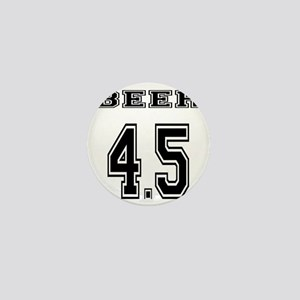 BEER 4.5 team jersey Mini Button