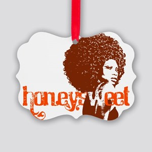 Honeysweet Picture Ornament