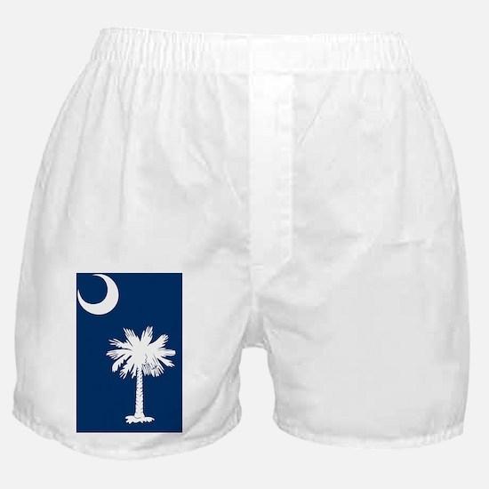 SC Palmetto Moon Boxer Shorts