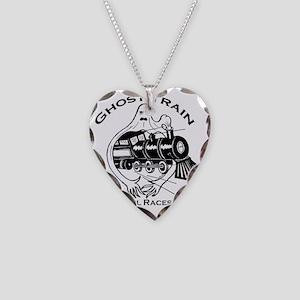 GTLogo1 Necklace Heart Charm