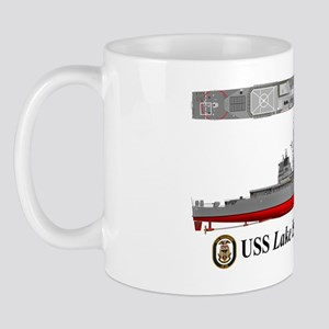 USS Lake Erie CG-70 Mug