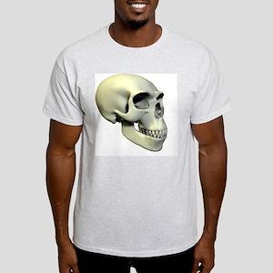 Neanderthal skull Light T-Shirt
