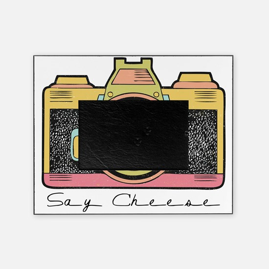 Say Cheese Picture Frame