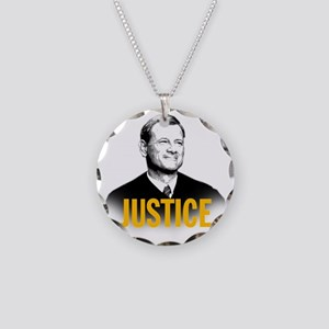 Roberts Necklace Circle Charm
