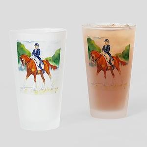 Schwung Drinking Glass