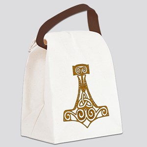 Mjolnir Canvas Lunch Bag