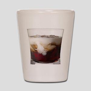 Big Lebowski White Russian Shot Glass
