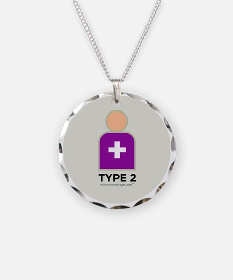 2-Helper With Number Necklace